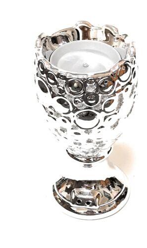 Large ceremic Decorative Arabian Bakhoor Incense Burner Mabkhara Censer-New