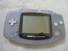 C426 Nintendo Gameboy Advance console Milky Blue Japan GBA