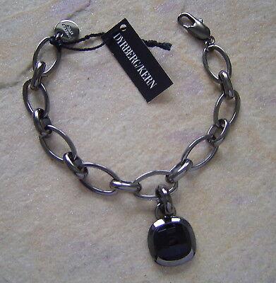 Black Objective Dyrberg Kern Armband Mienta Gm Bracelets