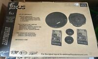 1 Pair Old School Earthquake Fc-5.2 5.25 Component Speakers,rare,nos,nib