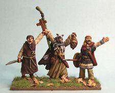 Dark Ages Early Saxon Characters Footsore Miniatures SAGA 03ESX005