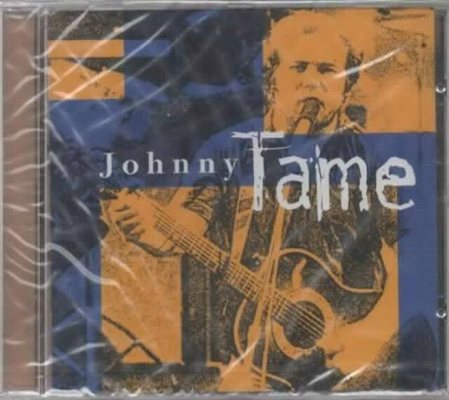 Johnny Tame CD NEU Funny How The Waves Roll On Time for Peace The Letter
