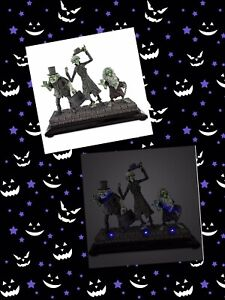 Disney-Haunted-Mansion-Hitchhiking-Ghosts-Light-Up-Figure-Figurine-50th-Anniv
