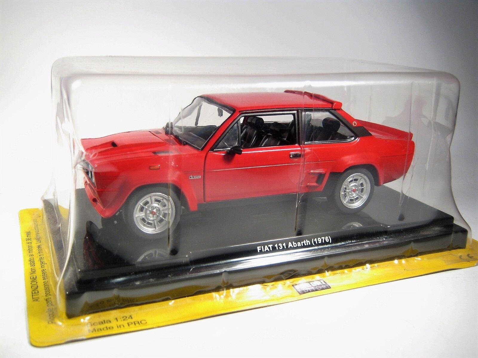 FIAT 131 Abarth 1976 Fabbri 1 24 ε .