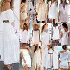 IN Femmes Célébrités Short Été Plage Robe Bain De Soleil Kaftan Mini Combinaison