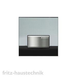 geberit urinalsteuerung hytouch urinal sigma 50 rauchglas verspiegelt ebay. Black Bedroom Furniture Sets. Home Design Ideas