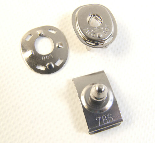 """Lift The Dot 7//8/"""" Windshield Clip /& Socket w// Backing Plate,10 Piece"""