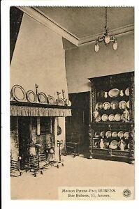 CPA - Carte postale -Belgique- Antwerpen- Maison de Pierre-Paul Rubens--VM72 | eBay