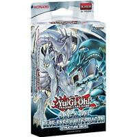 Yugioh Saga Of Blue-eyes White Dragon Structure Deck