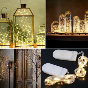 100-LED-Window-Curtain-Wire-String-Fairy-Lights-Wedding-Party-DIY-Decorations