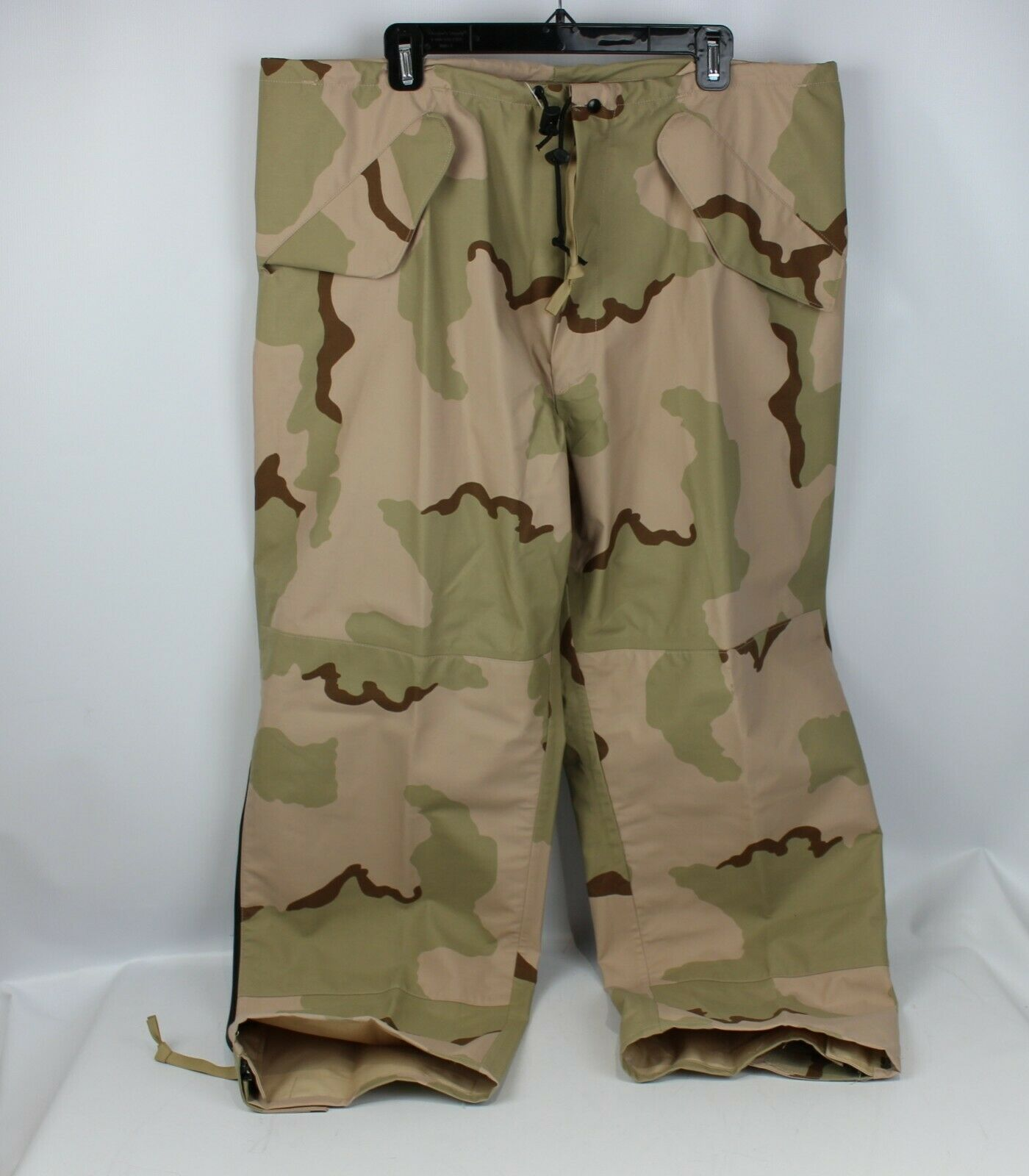 EUC Desert Camo DCU Gore-tex Wet Weather Trousers Goretex Pants, Waterproof