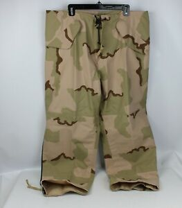 Image is loading EUC-Desert-Camo-DCU-Gore-tex-Wet-Weather-