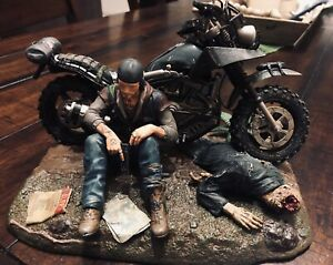 Days-Gone-PS4-Collector-039-s-Limited-Edition-STATUE-ONLY-NO-GAME-Sony-Bend-Figure