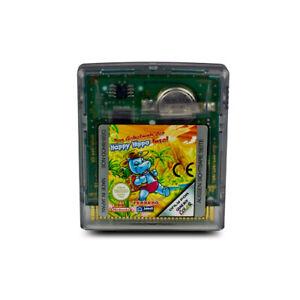GBC-nintendo-Jeu-Gameboy-Couleur-Das-Geheimnis-le-Heureux-Hippo-Insel