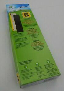 Germ Guardian FLT4825 True HEPA GENUINE Air Purifier Replacement Filter Size (B)