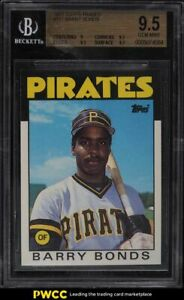 1986-Topps-Traded-Barry-Bonds-ROOKIE-RC-11T-BGS-9-5-GEM-MINT