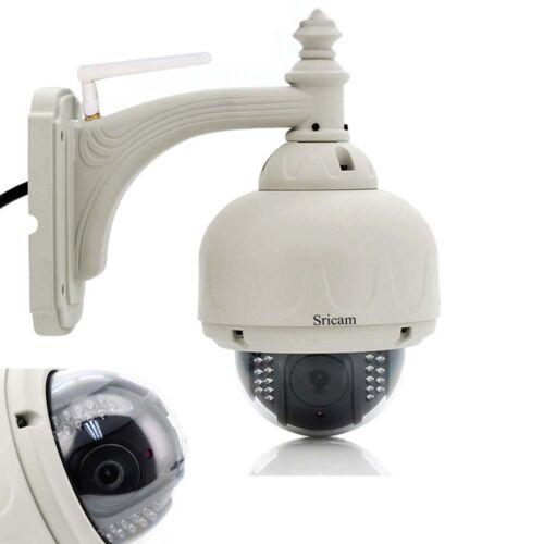 Item Sricam Wifi Outdoor IR Home IP Webcam Network CCTV Security Camera P2P IR-Cut
