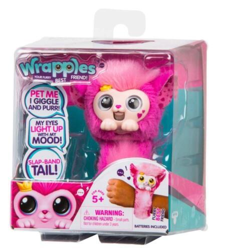 Banda Schiaffo + LUCI + SUONI uno in dotazione si sceglie Little Live Pets wrapples
