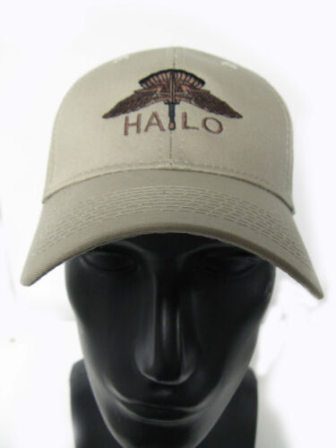 MILITARY HALO HAT// MFF// SPECIAL FORCES HAT