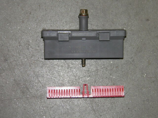 NEW Ford 104 Pin EEC-V Computer ECM PCM Connector Assembly WITH Terminals