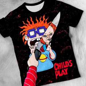 Rugrats Meets Child S Play Chuckie T