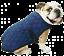 Chaqueta de Abrigo de Perro de refrigeración coolkeeper AQUA Azul O Rosado agilidad de viaje de tensión térmica