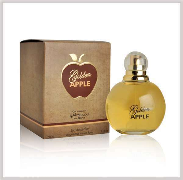 Golden Apple Eau De Parfum Impression 34 Oz Spray By Diamond