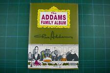 The Addams Family Album - Chas Addams: 1st Ed 1991 HB DJ VGC RARE