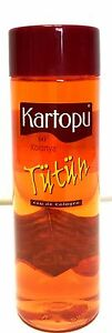 3-x-200ml-Kartopu-Kolonya-Duftwasser-Tabak-Duft-im-PET-Behaelter