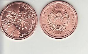 "2018 WARBIRD  /""Spreading Debt /& Death/""   1 oz.Copper Round Coin  Silver Shield"
