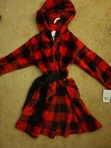 NEW Cuddl duds boys warm layer thermal 2 pcs XL Red /& Black Buffalo Check