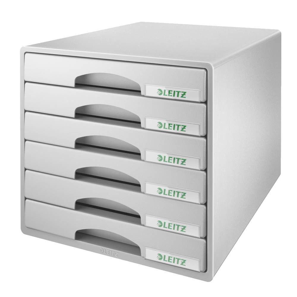 Schubladenbox LEITZ    Plus -Farbe wählbar mit 6 Schubladen  BLITZVERSAND | Moderne und elegante Mode  | Online-verkauf  | Nicht so teuer  36d2df