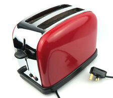 Russell Hobbs Colours 2 Slice Toaster Flame Red 18951
