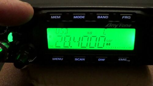 Anytone AT6666 with CTC 10 meter mobile Radio AM FM USB LSB  PA Great Features