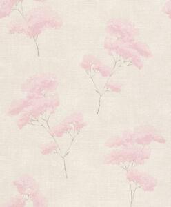 Vliestapete-Floral-Rasch-Gypso-700824-Blumen-Creme-Rosa-Grau-2-62-qm