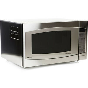 Image Is Loading Ge Profile 2 Cu Ft Countertop Microwave