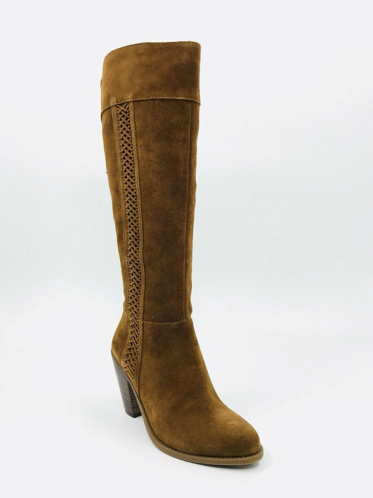 Jessica Simpson Ciarah Knee High High High Brown Suede Boots Size 9.5 33e5c8