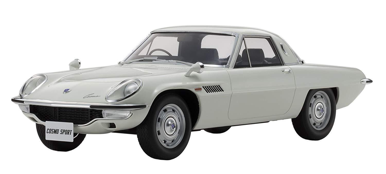 Kyosho Samurai 1 12 Mazda Cosmo Sport Blanc Résine KSR12004W EMS avec suivi