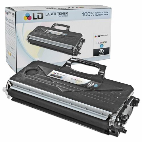 TN360 Hi Yield Black Reman Toner Cartridge for Brother MFC-7320 MFC-7340 Printer