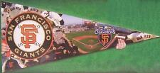 Jigsaw puzzle MLB San Francisco Giants in the shape of a pennant 300 piece NIB