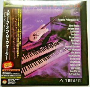Deep Purple Tribute - Smoke on the Water Cardboard Sleeve Japan CD KICP-91556