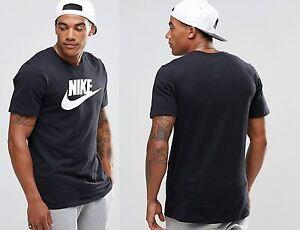 4545b1ccaed3 Image is loading Nike-New-Men-039-s-Tee-Futura-Icon-