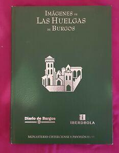Libro Imagenes de Las Huelgas de Burgos Monasterio Cisterciense y Panteón Real