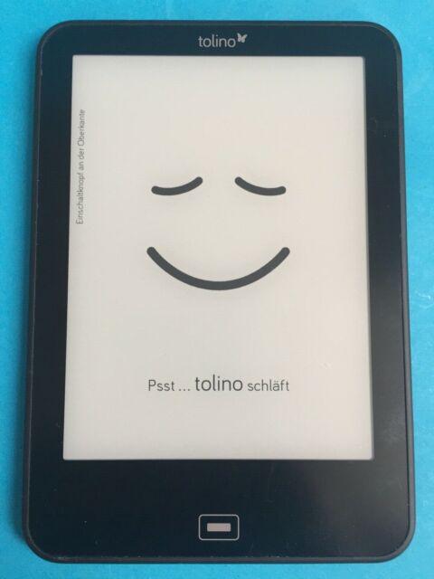 Tolino Vision Vision 3 HD 4GB, WLAN, 15,2 cm (6 Zoll) - Schwarz