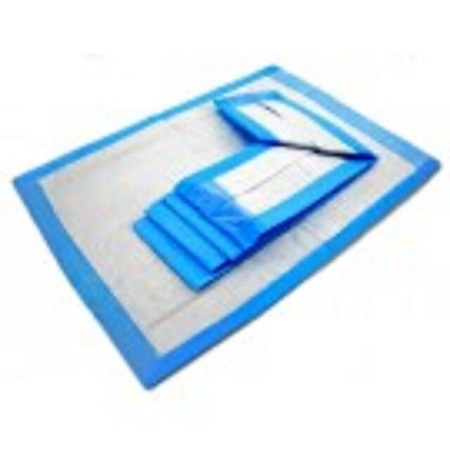 """Light to Moderate Absorbency Disposable Underpad 23"""" x 36"""" 150PC & 50PC"""