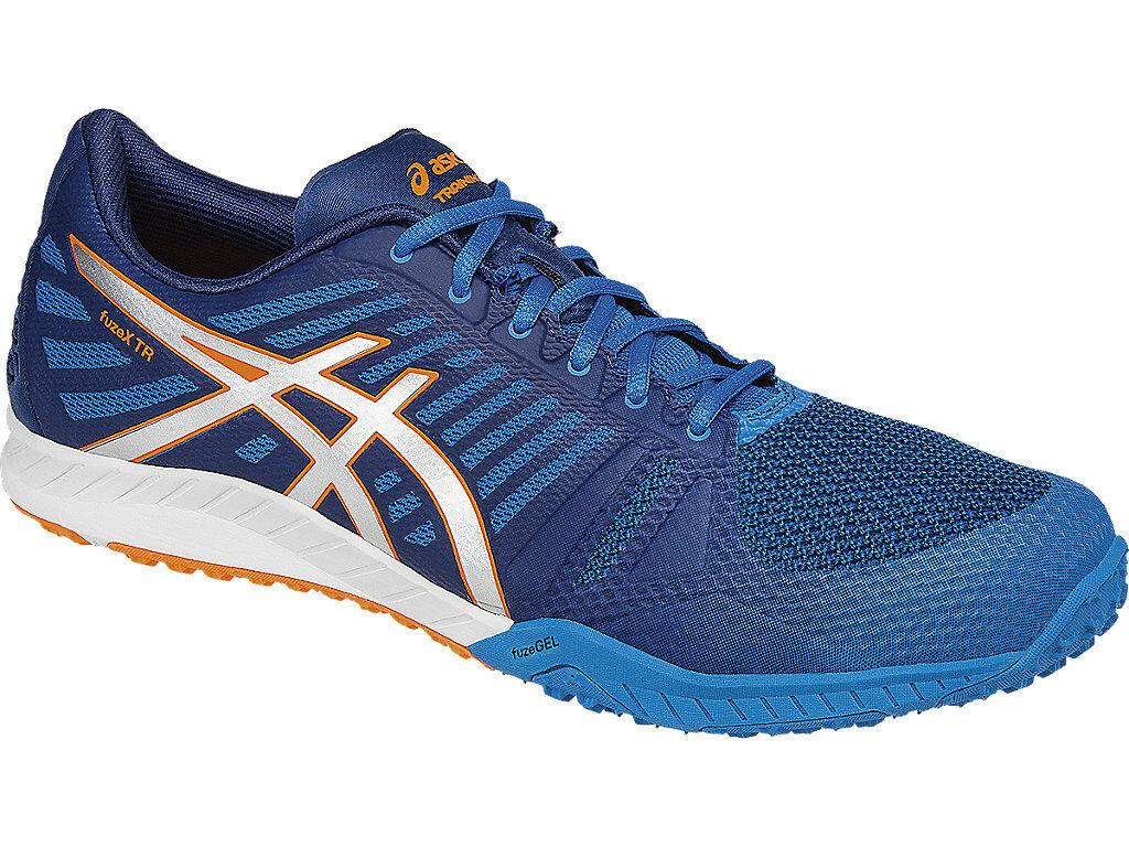 Nuevo Para hombres ASICS ® Fuzex Tr Entrenamiento Zapatillas Zapatos Talla 9 9.5 11.5 12 13