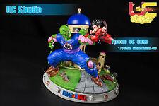 KING PICCOLO VS KID GOKU PREMIUM RESIN STATUE no Tsume DRAGON BALL - ULTRA RARE