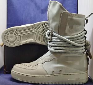 Nike-SF-Air-Force-1-Hi-Sage-Green-AF1-SZ-10-AA1128-201