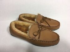 2f684d9f2 CLARKS Unisex Indoor Outdoor Slippers Genuine Shearling Heavy Fur/ 9-9.5  Mens