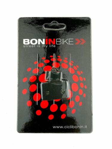 Boninbike Fahrrad Scheibenbremse Bremsbeläge 1 Paar für Shimano Deore Organisch